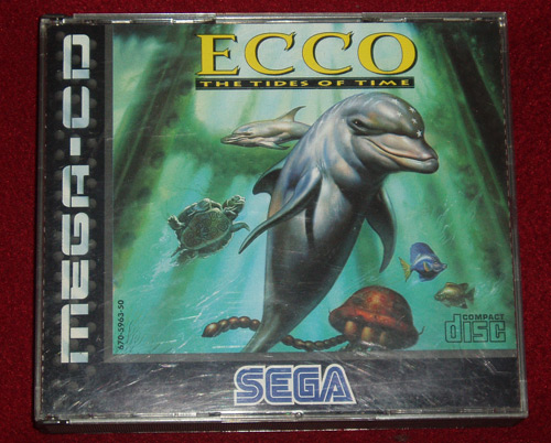 Ecco - The Tides of Time Mega-CD